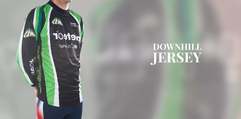 Downhill jersey