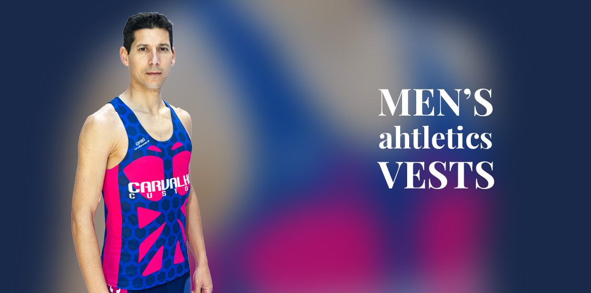 Athletics Vests (male and female)